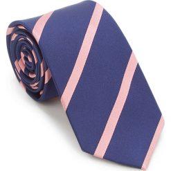 Krawat 87-7K-002-X5. Różowe krawaty męskie marki Reserved. Za 149,00 zł.