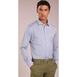 Hackett London Koszula blue. Niebieskie koszule męskie na spinki Hackett London, m, z bawełny. Za 589,00 zł.