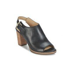 Sandały Geox  NEW CALLIE B. Czarne sandały damskie marki Geox. Za 455,20 zł.