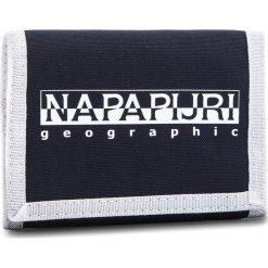 Duży Portfel Męski NAPAPIJRI - Happy Wallet N0YGXZ Multicolour M14. Niebieskie portfele męskie marki Napapijri, z materiału. Za 99,00 zł.