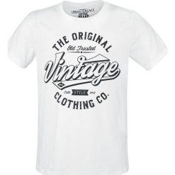 T-shirty męskie: Urban Surface Vintage The Original Shirt T-Shirt biały
