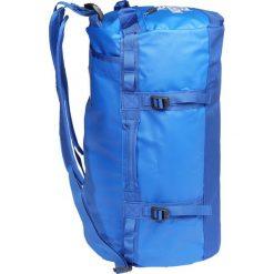 The North Face BASE CAMP DUFFEL Torba podróżna turkish sea. Niebieskie torby podróżne The North Face. W wyprzedaży za 359,20 zł.