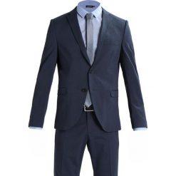 Selected Homme SHDNEWONE MYLOLOGAN SLIM FIT Garnitur medium blue melange. Niebieskie garnitury Selected Homme, z elastanu. Za 669,00 zł.