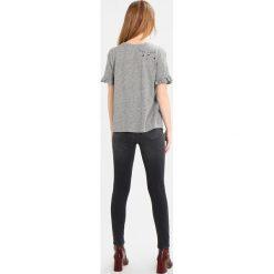 T-shirty damskie: Sundry TRUE LOVE Tshirt z nadrukiem heather grey