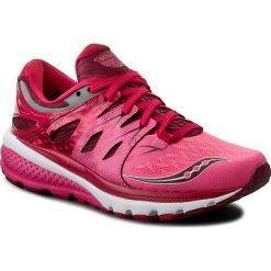 Buty SAUCONY - Zealot Iso 2 S10314-5 Pnk/Ber. Czerwone buty do biegania damskie Saucony, z materiału. W wyprzedaży za 359,00 zł.