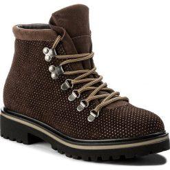 Trapery LASOCKI - G342 Brązowy. Czarne buty zimowe damskie marki Lasocki, ze skóry. Za 249,99 zł.
