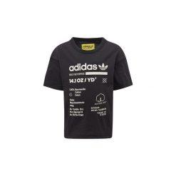 T-shirty z krótkim rękawem Dziecko  adidas  Koszulka Kaval. Czarne t-shirty chłopięce z krótkim rękawem Adidas. Za 89,95 zł.
