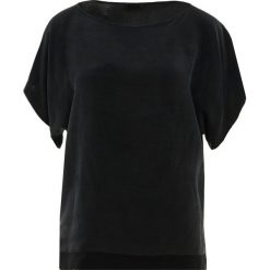 DRYKORN SOMIA Bluzka black. Czarne bralety DRYKORN, z materiału. Za 379,00 zł.