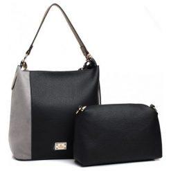 Bessie London Torebka Damska Czarny Estrella. Czarne torebki klasyczne damskie Bessie London. Za 249,00 zł.