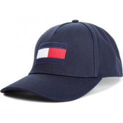 Czapka z daszkiem TOMMY HILFIGER - Flag Cap AM0AM04299 413. Niebieskie czapki z daszkiem męskie TOMMY HILFIGER, z bawełny. Za 179,00 zł.
