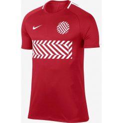 Nike Koszulka Men's Dry Academy Football Top czerwona r. S (859930 657). Czerwone t-shirty męskie Nike, m, do piłki nożnej. Za 79,00 zł.