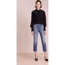 Koszule wiązane damskie: Bruuns Bazaar ANNI  Koszula black
