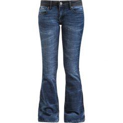 Black Premium by EMP Grace Jeansy damskie czarny/niebieski. Czarne jeansy damskie marki Black Premium by EMP, xl, z poliesteru. Za 199,90 zł.