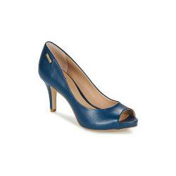 Czółenka Dumond  MESTIO. Niebieskie buty ślubne damskie Dumond. Za 351,20 zł.