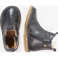 Bisgaard BOOT Botki blue. Niebieskie buty zimowe damskie Bisgaard, z kauczuku. Za 379,00 zł.