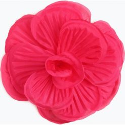 Marc Cain Collections - Broszka damska z jedwabiu, różowy. Czerwone broszki damskie Marc Cain Collections, sztuczne. Za 449,95 zł.