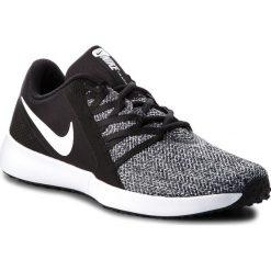 Buty NIKE - Versity Compete Trainer AA7064 001 Black/White. Białe buty fitness męskie Nike, z materiału. W wyprzedaży za 229,00 zł.