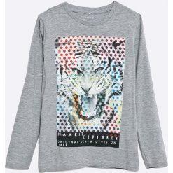 T-shirty chłopięce z nadrukiem: Name it – Longsleeve dziecięcy 122-164 cm
