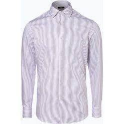 BOSS - Koszula męska – Jenno, lila. Czarne koszule męskie slim marki Boss, m. Za 429,95 zł.