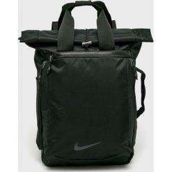 Nike - Plecak. Czarne plecaki męskie Nike, z nylonu. W wyprzedaży za 199,90 zł.