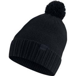 Czapka Nike NSW Beanie Honeycomb (925417-010). Czarne czapki zimowe męskie Nike, na zimę. Za 79,99 zł.