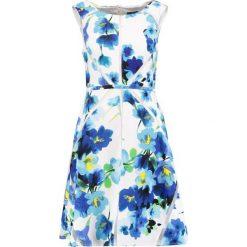 Sukienki hiszpanki: Adrianna Papell Sukienka koktajlowa blue multi