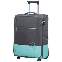 American Tourister Walizka Instago 55 Cm Szary/Turkusowy. Niebieskie walizki American Tourister. Za 251,00 zł.