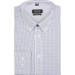 Koszula croft 2047 długi rękaw custom fit niebieski. Szare koszule męskie marki Recman, na lato, l, w kratkę, button down, z krótkim rękawem. Za 29,99 zł.