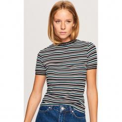 T-shirt - Wielobarwn. Szare t-shirty damskie marki Reserved, l. Za 49,99 zł.