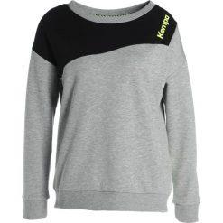 Bluzy damskie: Kempa CAUTION Bluza light grey melange/black