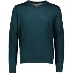 Sweter w kolorze zielonym. Zielone swetry klasyczne męskie marki Ben Sherman, m, z wełny. W wyprzedaży za 195,95 zł.