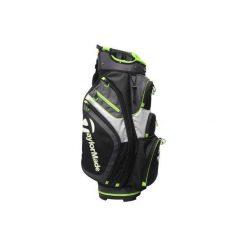 Torba do golfa na wózek TM. Czarne torebki klasyczne damskie TAYLORMADE. Za 509,99 zł.