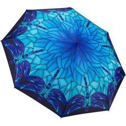 """Parasole: Parasol """"Glass Dragonfly"""" w kolorze niebieskim"""