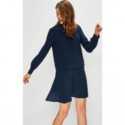 Trendyol - Sukienka. Szare sukienki mini marki Trendyol, na co dzień, z elastanu, casualowe, dopasowane. Za 119,90 zł.