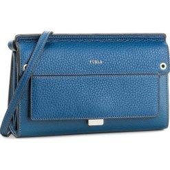 Torebka FURLA - Like 941629 B BLM7 AVH Blu Pavone d. Niebieskie torebki klasyczne damskie Furla. W wyprzedaży za 789,00 zł.