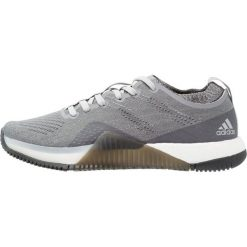 Buty sportowe damskie: adidas Performance CRAZYTRAIN ELITE Obuwie treningowe grey three/tech silver metallic/grey four
