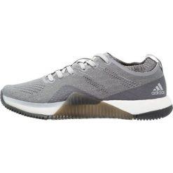 Buty damskie: adidas Performance CRAZYTRAIN ELITE Obuwie treningowe grey three/tech silver metallic/grey four