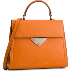 Torebka COCCINELLE - D05 B14 E1 D05 18 03 01 Flash Orange R12. Brązowe torebki klasyczne damskie marki Coccinelle, ze skóry, bez dodatków. Za 1399,90 zł.