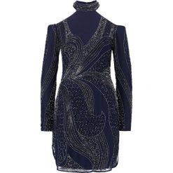 Sukienki hiszpanki: Lace & Beads MIMOSA Sukienka koktajlowa midnight