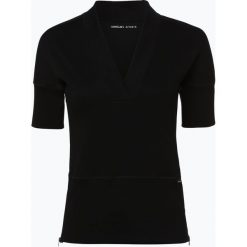 Marc Cain Sports - T-shirt damski, czarny. Czarne t-shirty damskie Marc Cain Sports. Za 679,95 zł.