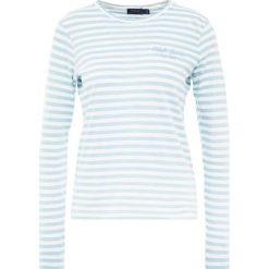 Bluzki damskie: Polo Ralph Lauren Bluzka z długim rękawem blue note/nevis