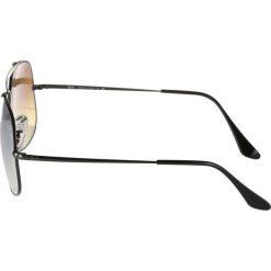 RayBan Okulary przeciwsłoneczne gradient brown. Szare okulary przeciwsłoneczne męskie wayfarery marki Ray-Ban, z materiału. Za 719,00 zł.