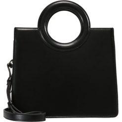 Torebki klasyczne damskie: Topshop SHASTA CIRCLE HANDLE BOX TOTE Torebka black