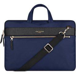 Torba Cartinoe na laptopa 13,3 cala London Style Series niebieska. Niebieskie torby na laptopa Cartinoe. Za 139,99 zł.