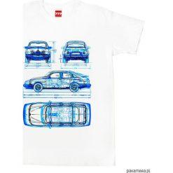 T-shirty męskie: koszulka SAAB tshirt