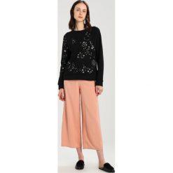 Bluzy rozpinane damskie: Whistles CONSTELLATION EMBELLISHED  Bluza black