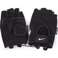 Rękawiczki męskie: Nike Rękawiczki męskie Mens Fundamental Training Gloves czarne r.  L