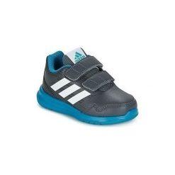 Buty Dziecko adidas  ALTARUN CF I. Szare trampki chłopięce Adidas. Za 123,12 zł.