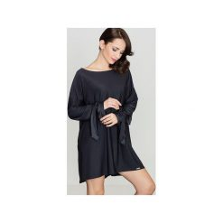 Sukienki hiszpanki: Sukienka K439 Czarny