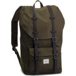 Plecak HERSCHEL - Lilamer 10014-02262  Forest B. Zielone plecaki męskie Herschel, z materiału. W wyprzedaży za 329,00 zł.